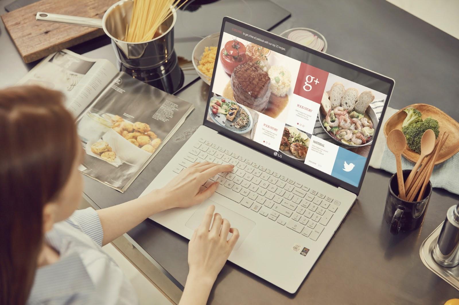 LG te brinda ideas para limpiar y desinfectar correctamente tu computadora
