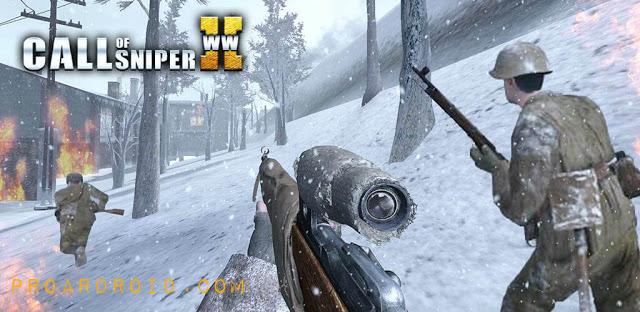Call of Sniper WW2 Final Battleground النسخة المعدلة