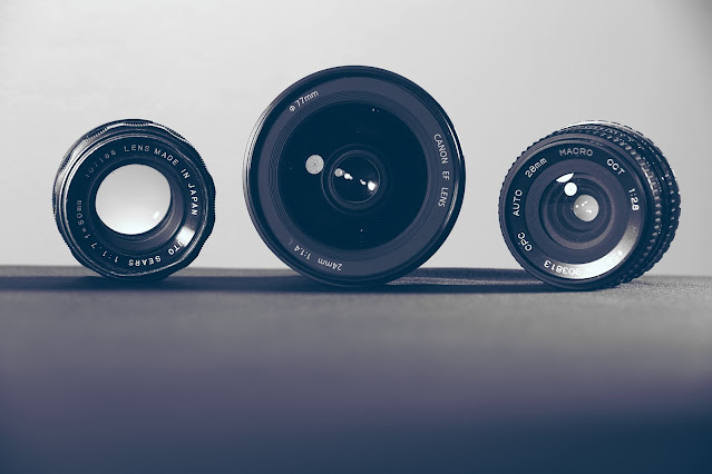 What is lens distortion?