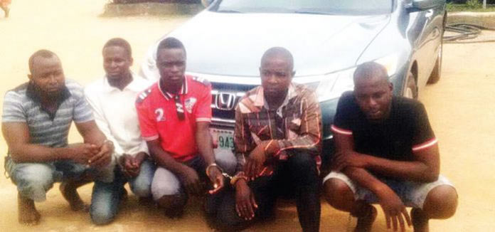 Police nab security guard while trying to sell N6m car for N2m