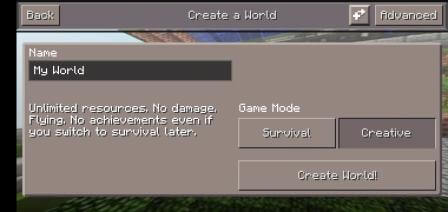 minecraft gratis game mode