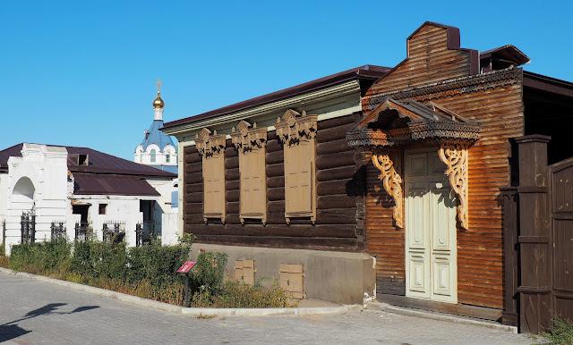 Улан-Удэ – Соборная улица