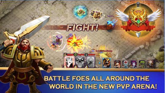 Clash of Lords 2 APK baru