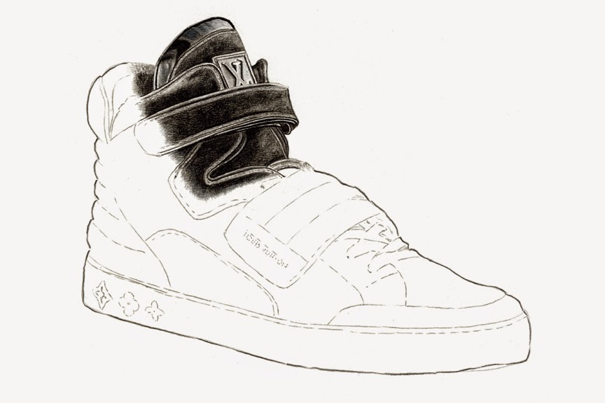 The Complete Illustrated Guide to Kanye West's Sneaker