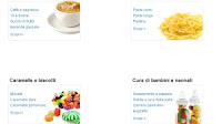 Fai la spesa alimentare su Amazon per comprare da mangiare e bere