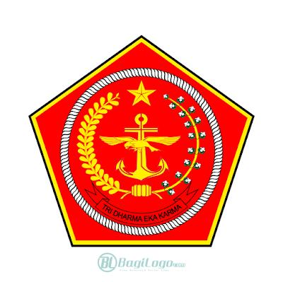 Tentara Nasional Indonesia Logo Vector