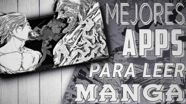 ▶ Top 3 Mejores Aplicaciones Para Leer Manga En Android Español 2020