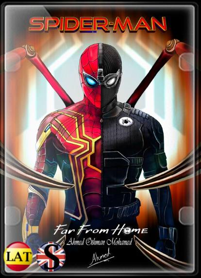 Spider-Man: Lejos de Casa (2019) HD 720P LATINO/INGLES