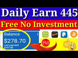 Without Investment Earn Money 2020 Earn Money Online In Pakistan And India 2020 Real Website 2020