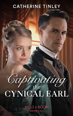 Captivating the Cynical Earl by Catherine Tinley Mills & Boon historical book cover