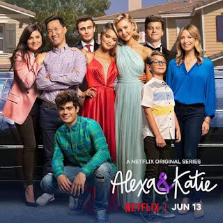 Alexa & Katie (2019) Season 4 All Episodes In Hindi Dual Audio 480p 720p HD