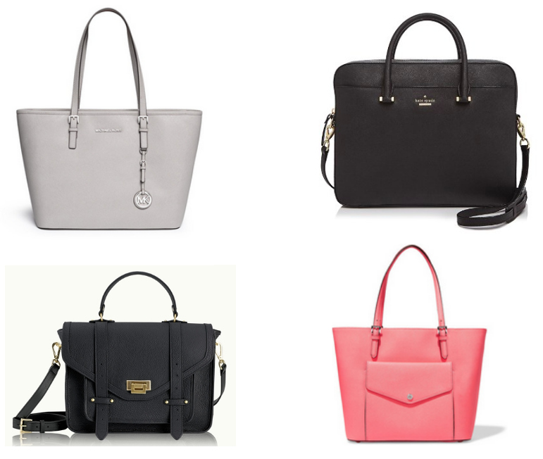stylish tote handbags