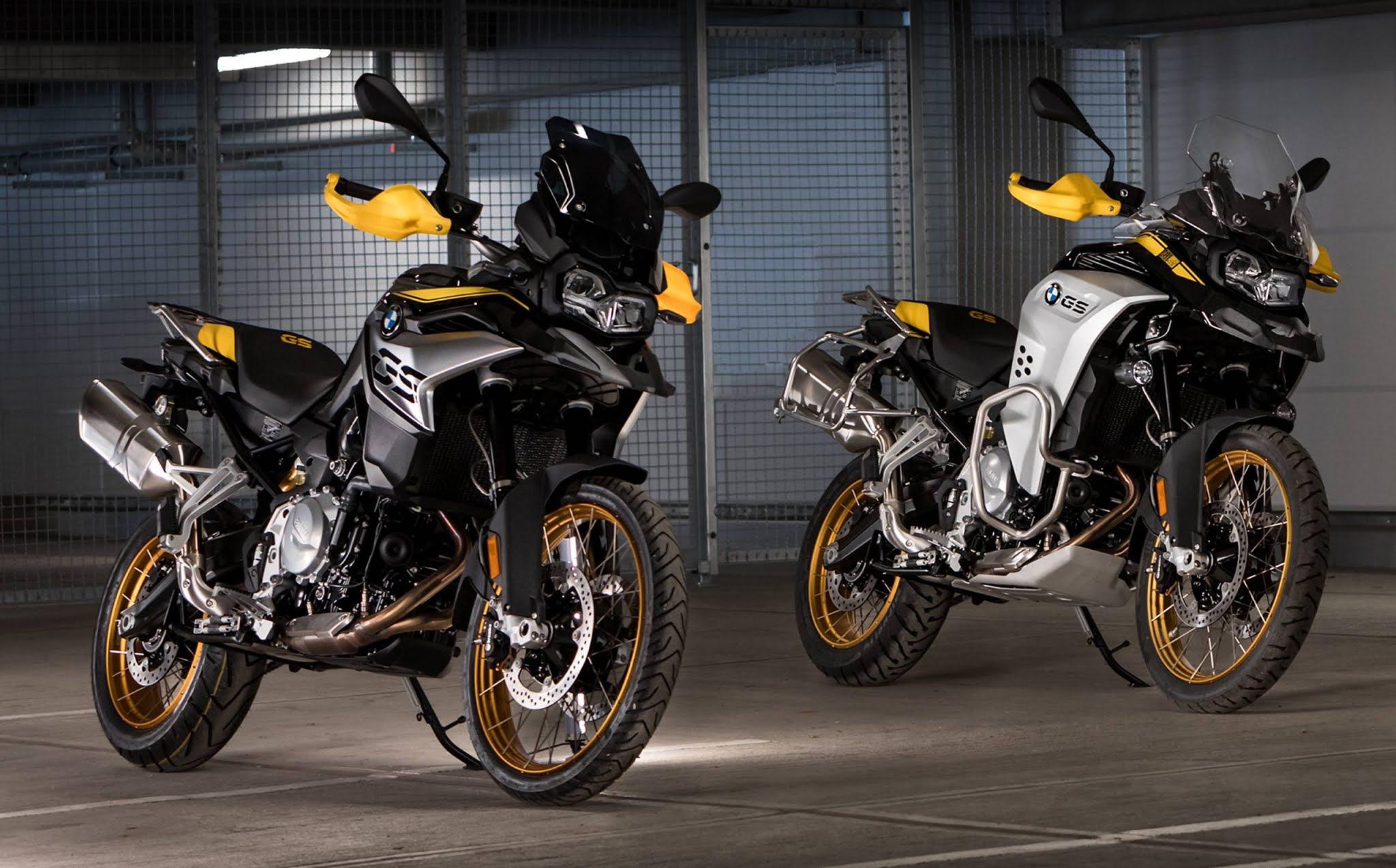 BMW Motorrad tem descontos e taxa zero em junho de 2021