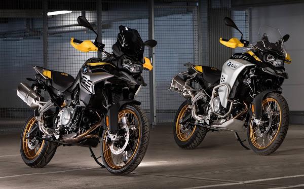 BMW Motorrad G 310 R tem taxa zero, e F 850 GS de 0,59% a.m. - maio
