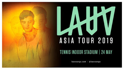 Dampak Kerusuhan 22 Mei, Lauv Batal Konser di Jakarta