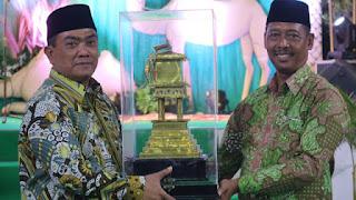 Walikota , MTQ Menanamkan Nilai -Nilai Qur'ani Pada Jiwa Umat Muslim Dalam Mewujudkan Kehidupan Yang Islami