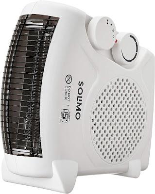 Amazon Brand - Solimo Room Heater