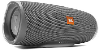JBL Charge 4 Powerful 30W IPX7 Waterproof Portable Bluetooth Speaker with 20 Hours Playtime & Built-in 7500 mAhPowerbank