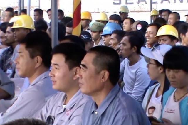 Sempat Jadi Kontroversi, 500 TKA Asal China Akhirnya Diizinkan Masuk Sultra