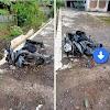 Kronologi kecelakaan tunggal di ruas jalan Karangmojo