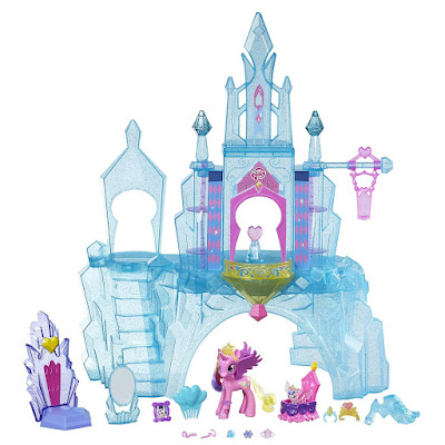 Explore Equestria Crystal Empire Castle