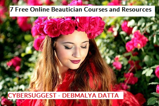 7 Free Online Beautician Courses and Resources