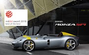 """Ferrari Receives Best Of the Best """"Award For The 5th Time!"""
