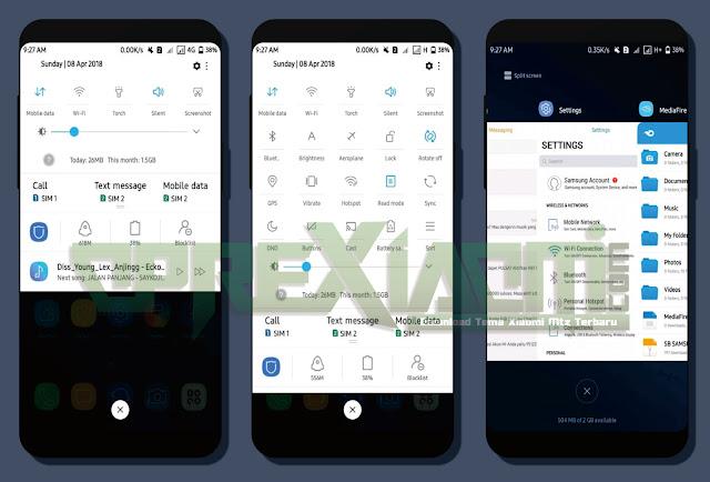Download Tema SB Samsung Mtz Update Terbaru