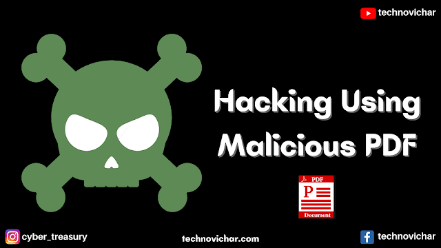 How to Create Malicious PDF for Hacking
