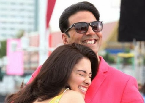 Its entertainment movie stills starring Akshay and Tamanna