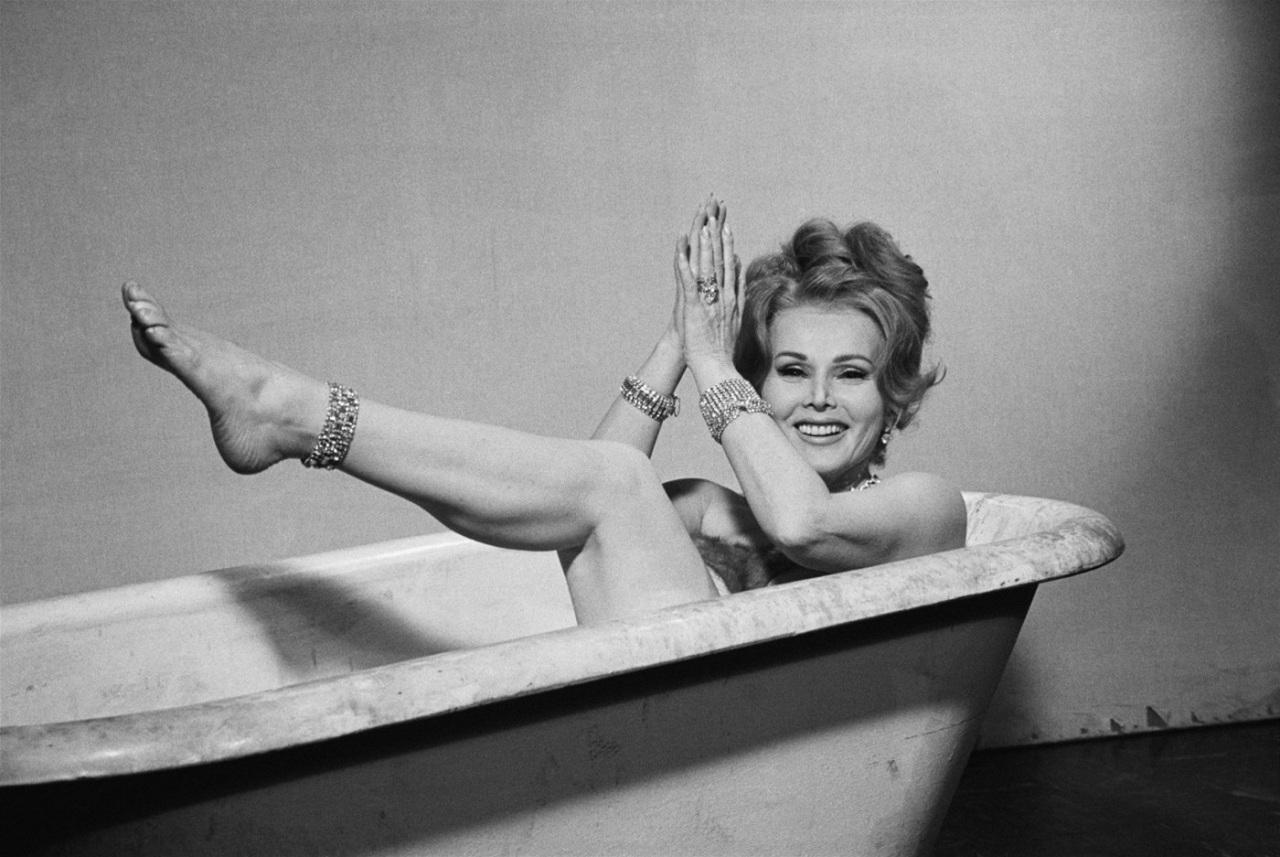 Rip Zsa Zsa Gabor, First Famous For Being Famous Celebrity Dies
