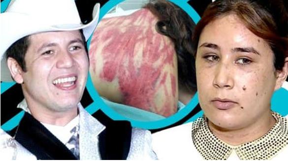 El cobarde ataque de El Cobarde cantante al estilo del Narco Remmy Valenzuela amarro a la novia de  su primo y comenzó a torturarla, 30 años puede pasar en la cárcel