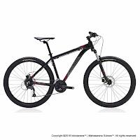 27.5 Inch Polygon Premier 4.0 Mountain Bike