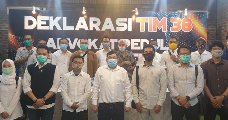 Puluhan Advokad Bentuk Tim 38, Awasi Pilkada Bersih