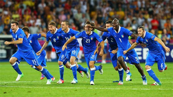 Camisa Azzurra Itália
