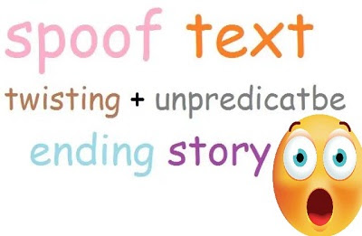 6 Example of Spoof Text Which Twisting You