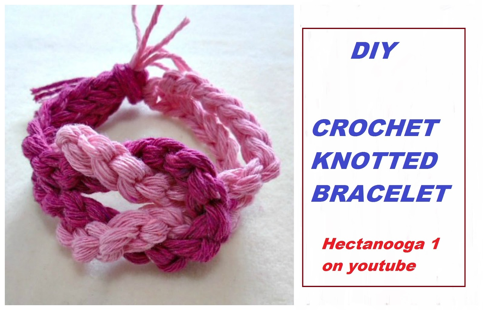 projects maker knotted leather pin crate bracelet knot