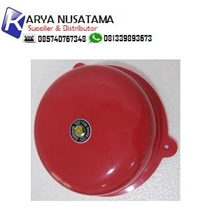 Jual Round Bell Kring Cyber 8Inch Alarm Pabrik di Jepara