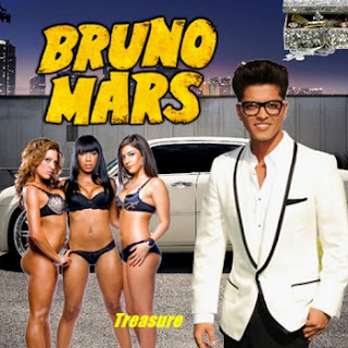 Bruno Mars-Treasure
