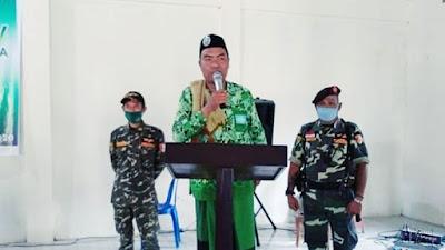 Ustadz  Suleman Adadau terpilih Ketua Tanfidziah NU Bone Bolango