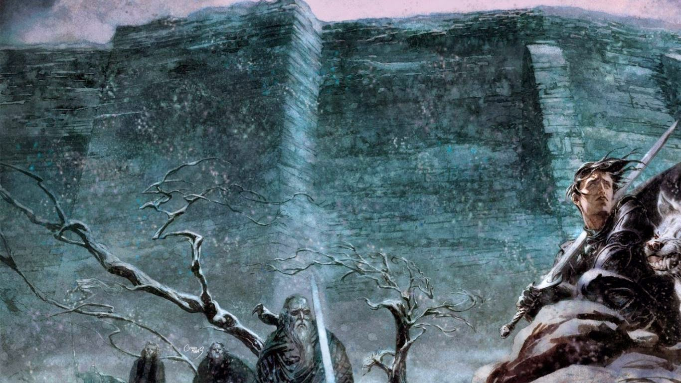 THE Inspiration For The Wall In Best Selling Books And TV Series Game Of Thrones Was Hadrians Author George RR Martin Has Revealed