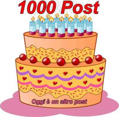 1000 Post!!!