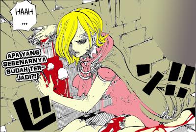 terluka sendirian di sebuah lorong yang ibarat lorong bawah tanah IMO: Apa yang terjadi kepada Reiju? [CHAPTER 849+]