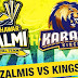 Karachi vs Peshawar PSL 2017 Live  Streaming PTV Sports