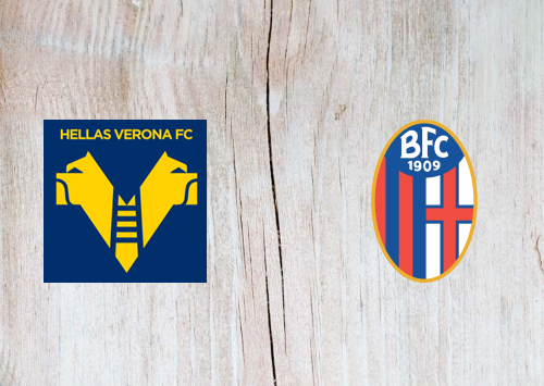 Hellas Verona vs Bologna -Highlights 17 May 2021