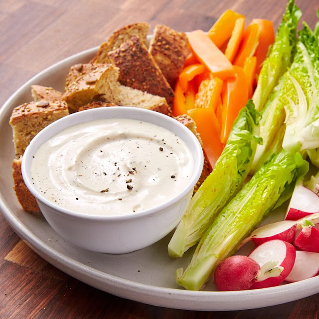 The Best Ever Veggie Dip for you