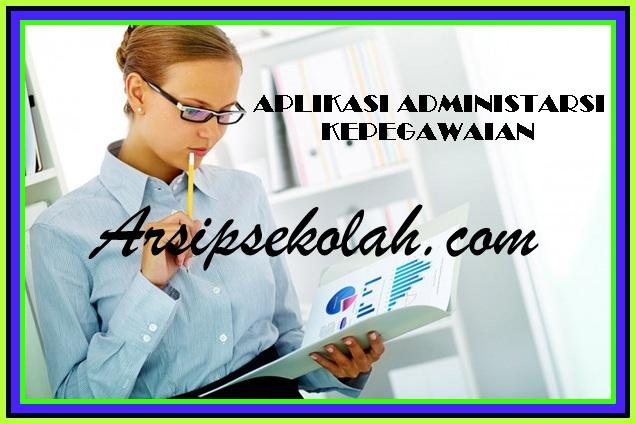 Aplikasi Administrasi Kepegawaian Sekolah Versi Terbaru Sesuai Juknis