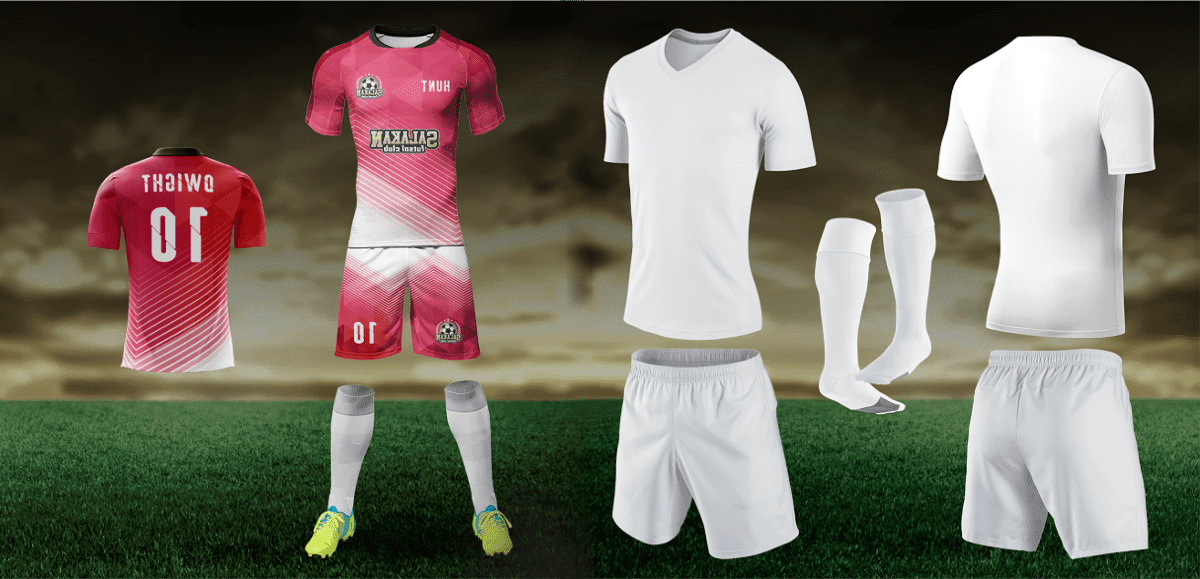 Download Mockup Jersey Futsal PSD