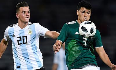México contra fuertes rivales