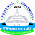 FUBK Resumption Date for 2nd Semester 2017/2018 Session